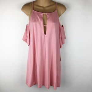 Trina Turk Pink Swim & Spa Collection Cover Up XS